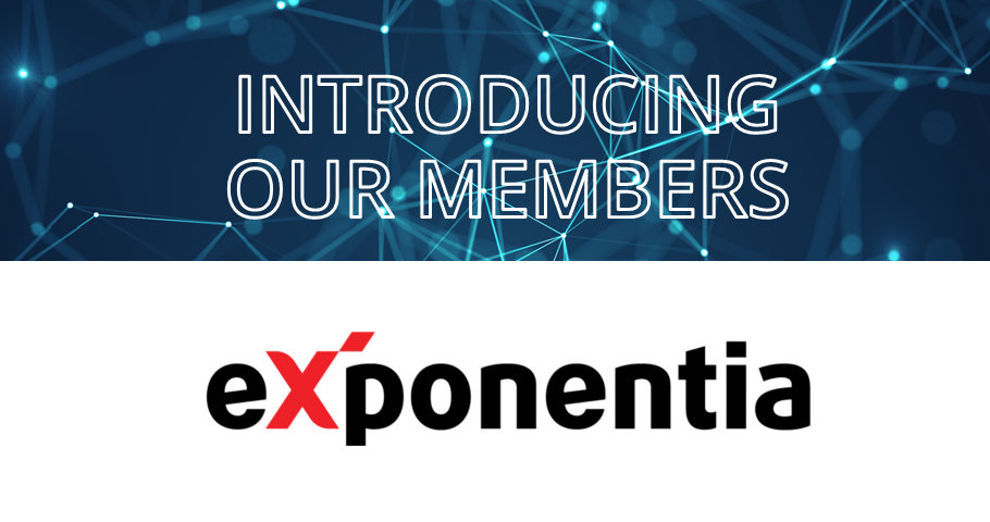 Introducing our members: eXponentia
